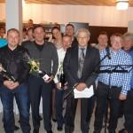 Restaurant am Waldstadion des FC Badenia nach Umbau wieder eröffnet