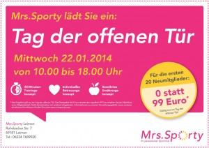 2072 - TdoT Mrs Sporty
