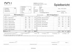 2081 - DCU Spielbericht