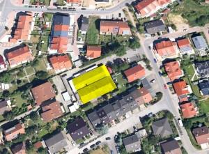2089 - Neubau Lessingstrasse - Luftbild