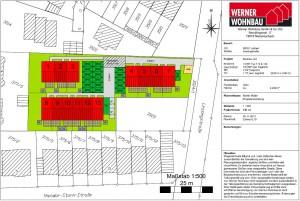 2089 - Neubau Lessingstrasse - Plan
