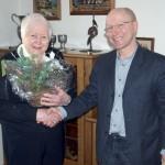 Anna Marie Renner zum 90. Geburtstag