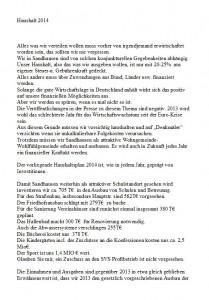 2126 - Haushaltsrede FDP Sandhausen - 1