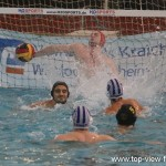 Wasserball: Doppelspieltag im Leimener Freibad