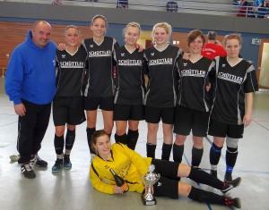 2279 - FC Sandhausen Damenfussball Turnier - 12