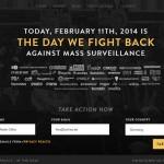 """Gegen die Massenüberwachung – Heute ist """"The day we fight back!"""""""