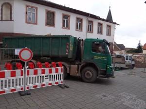 2290 - Neues Rathaus Abriss
