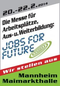 2300 - Jobs for Future Plakat