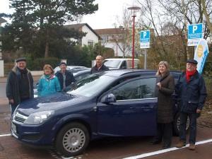 Car-Sharing Leimen