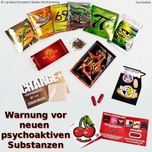 2387 - Psychedelische Substanzen