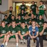 Leimens KuSG-Handballer gewinnen vorzeitig die Meisterschaft
