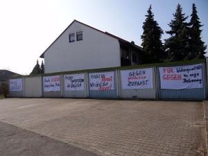 2408 - Lessingstrasse Protest - 1
