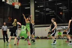 2432 - YG vs Ludwigsburg by Monika Wieland