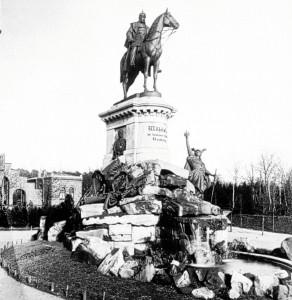3473 - Wilhelm 2 Reiterstandbild