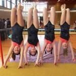 KuSG-Turnerinnen bei den Winter-Mannschafts-Wettkämpfen erfolgreich