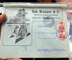 3539 - Briefmarkentauschtag 2