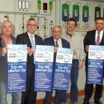 Die Hardtgruppe Wasserversorgung wird 100 Jahre – Tag der Offenen Tür am 11. Mai