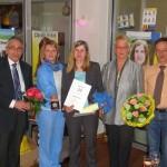 25 Jahre FDP und Lokalpolitik: Partei ehrt Claudia Felden mit Theodor-Heuss-Medaille