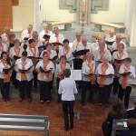 """Großes Partnerschaftskonzert der St. Ilgener Musikvereine und """"La Pastourelle"""""""