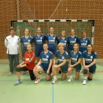 KuSG Handball-Damen II mit neuem Trikotsponsor Gramlich
