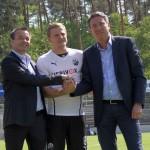 Nicky Adler bleibt weitere zwei Jahre bis 2016 beim SVS