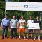 Kim Möllers gewinnt den 1. Hardtwald Cup des TC1970 Sandhausen