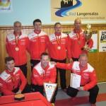 Kegeln: RW Sandhausen gewinnt DCU-Pokal-Finale 2014