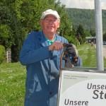 Wahlkampf-Posse in Leimen/Lingental: Wer verdrehte das FDP-Wahlplakat?
