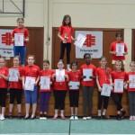 TV Germania St. Ilgen: Vereins-Meisterschaften im Turnen 2014