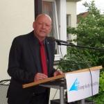 """Am Aktionstag Altenpflege formulierter Protest: """"Der Pflege brennt der Kittel"""""""