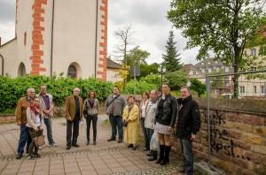 3725 - Begehung Stadtkern CDU 1