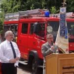 Floriansjünger in Gauangelloch erhalten neuen MTW und Löschfahrzeug-Update