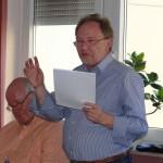 Leserbrief Michael Reinig zur Rathausplatz-Bebauung
