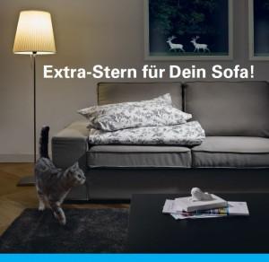 3768 - Extra Stern für Dein Sofa