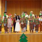 Turmschulen-Hort: Kinder spielten Schneewittchen im Bürgerhaus