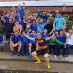 VfB Leimen II: Aufstieg in die Kreisklasse A im letzten Spiel erreicht