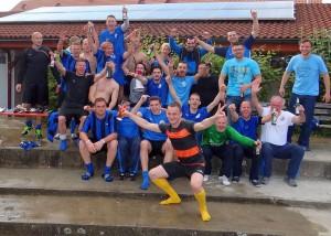 3811 - Aufstieg VfB Leimen II - 1