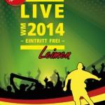 "La Ola und ¡Olé-Olé-Olé! Fußball WM Live in der ""Fody's-Arena"" Leimen"