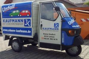KFZ Sachverstaendiger Kaufmann - Ape 4