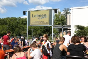 3906 - Fodys Leimen-Lokal Werbung LED-Wand - 2