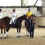 Sommerfest Reitsportverein Leimen: WM-Endspiel Deutschland – Brasilien – 3:3