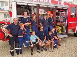 3953 - FFW St Ilgen - Feuerwehrfest 2014 - 10