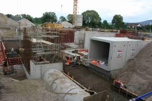 3981 - Abwasseranlagen Leimen - Baustelle