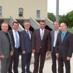 14 Mio. Euro verbaut: Abwasseranlagen am Landgraben in Leimen eingeweiht