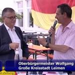 1. Leimener Politforum: Große Bereitschaft der Lokalpolitik zum Bürgerdialog