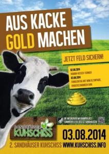 3992 - Kuhschiss Plakat 2