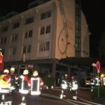 4001 - Hotelbrand Wiesloch - Bilder Alfred Arnold - Wiwa-Lokal - 2