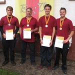 Medaillen für die Bogensportfreunde Rhein-Neckar e. V.