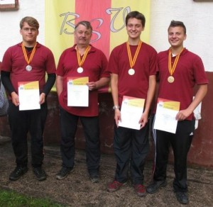 4004 - Bogensportfreunde Landesmeisterschaften Elmstein