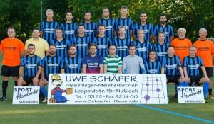 4019 - VfB - Erste Mannschaft 2014-15